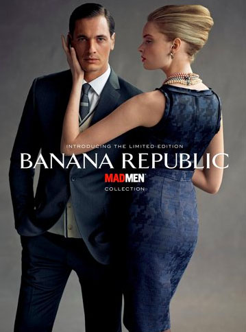 Mad Men Banana Republic And Lucky Give Us Fall Fashion Hope