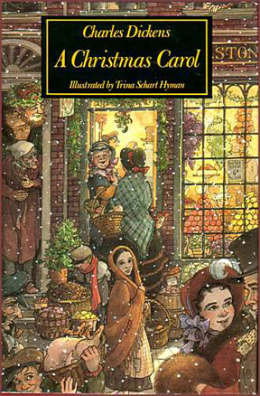 The Case for the Wonderful Christmas Scrooge | Steph's Scribe
