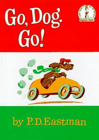 GO DR SEUSS GO DOG