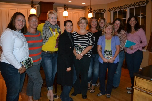 The Ladies of the Book Club, Ellicott City.
