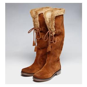 Warm boots. American Eagle.