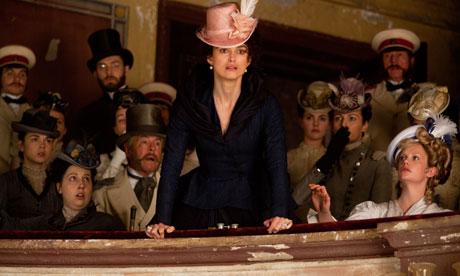 Gorgeous costumes by Jacqueline Durran.