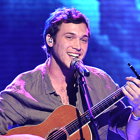 Phillip Phillips. Photo Credit: AmericanIdol.com