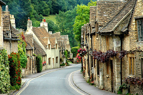 The Cotswolds, England