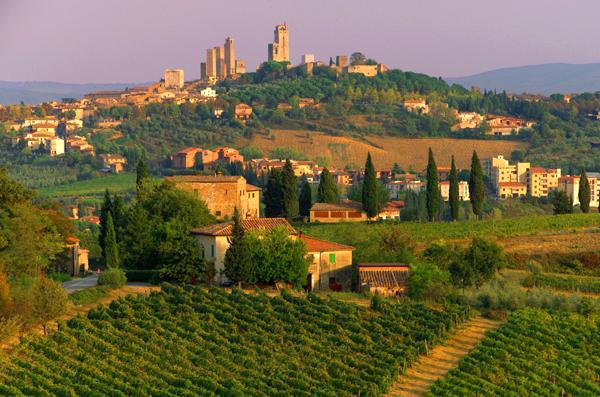#5 - San Gimignano, Italy