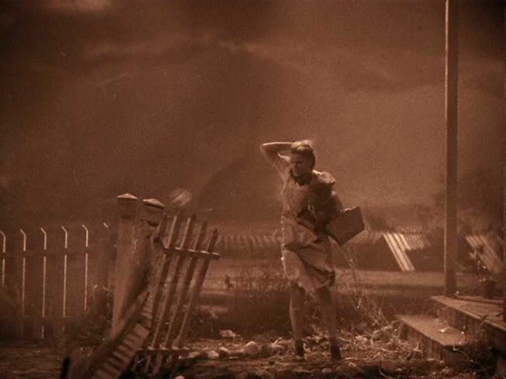 Dorothy's Tornado...much like mine.