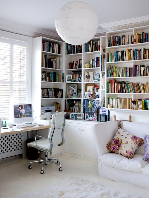 Feminine-home-office