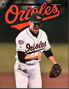 One such edition of Orioles Magazine.
