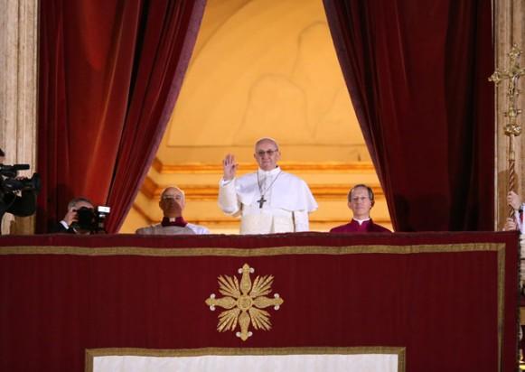 Pope Francis I. Photo courtesy BonAppetit.com.