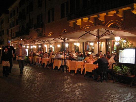 Piazza Navona, Rome. Image credit: Google.
