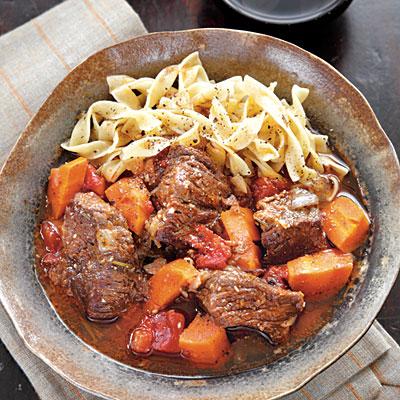 Beef Daube Provencal. Photo credit: Cooking Light