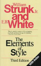 A must-have for writers: The Elements of Style by Strunk & White