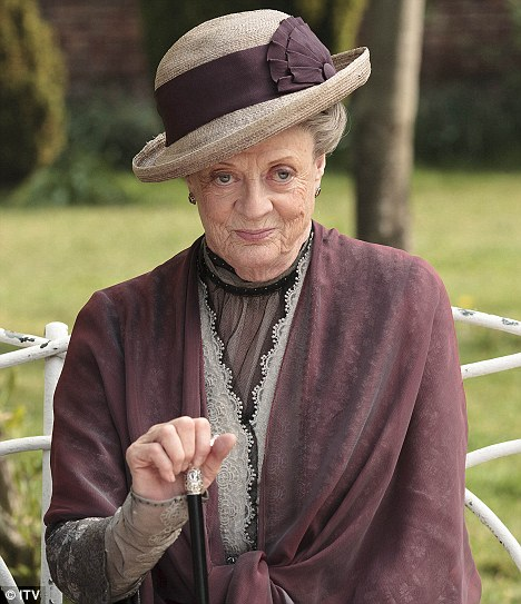 The Dowager Countess, aka Granny.