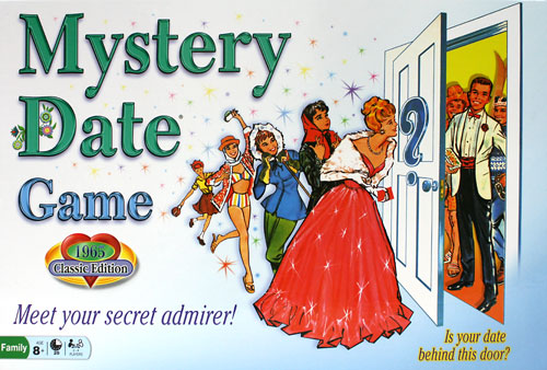 Who used to play this game? Mystery Date.