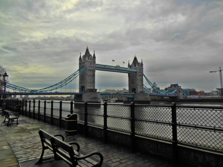 Tower Bridge. Photo credit: Kristin Baione/The Faithful Elephant.