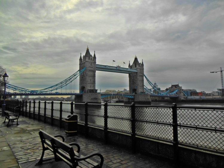 Tower Bridge. Photo credit: Kristin Baione/The Faithful Elephant.