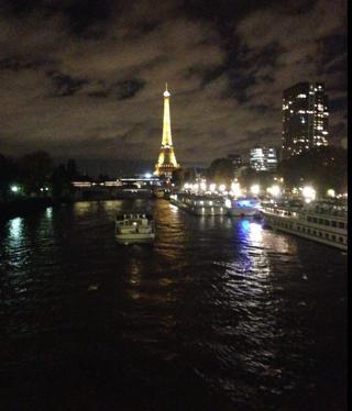 Eiffel Tower. Photo Credit: John Etgen.