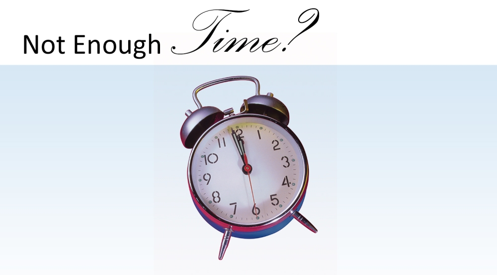 Not-enough-time