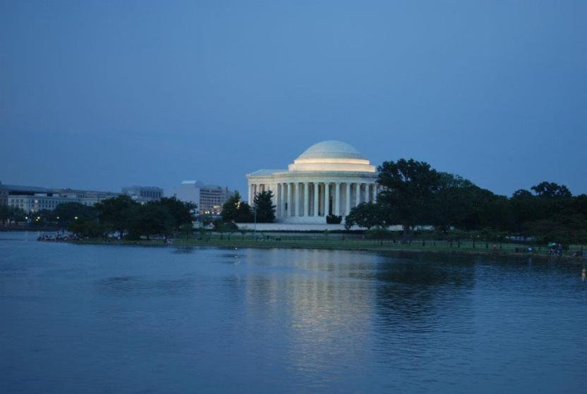 Jefferson Memorial. Photo Credit: Valerie Black Murray.