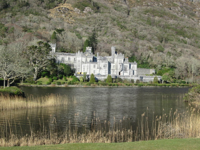 Kylemore Abbey. Photo Credit: Emily Maranto