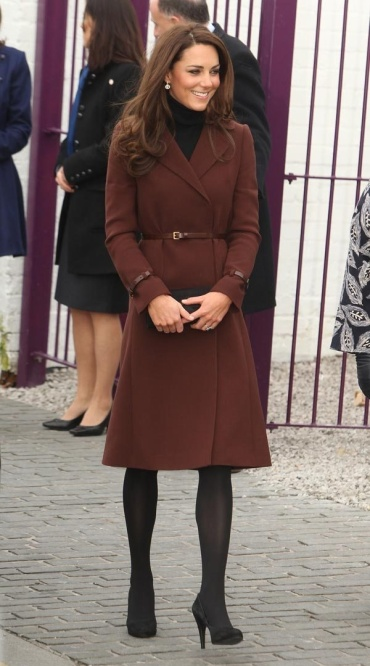 Kate Middleton knows how to rock some neutrals.