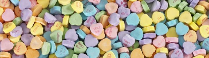Necco Candy Hearts