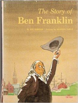 BenFranklinBook Cover