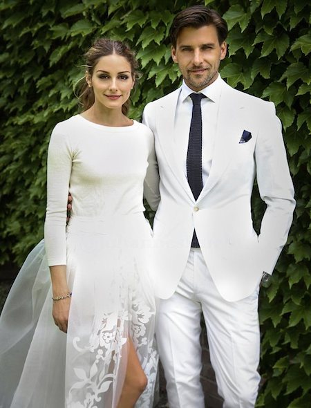 Olivia Palermo Wedding