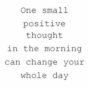 Positive Monday