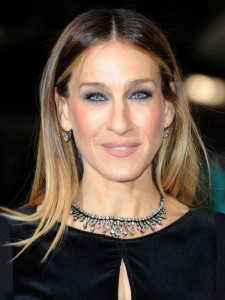 Sarah Jessica Parker's skin is enviable. It glows and looks so healthy.