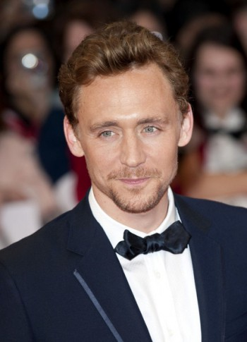 Actor Tom Hiddleston who said,