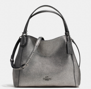 Edie Shoulder Bag, $295, Coach