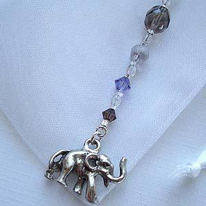 Elephant Bookmark, AnimalDen.com, $19.95