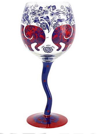 Elephant Glassware, Beallsflorida.com, $12.99 each