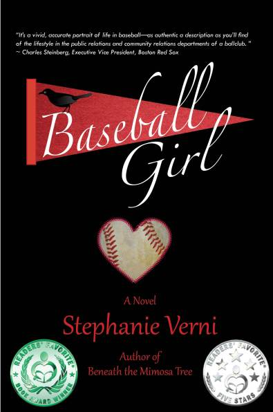 BaseballGirlFinalCoverwithAwards