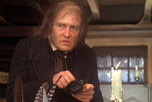 AlbertFinney | Scrooge