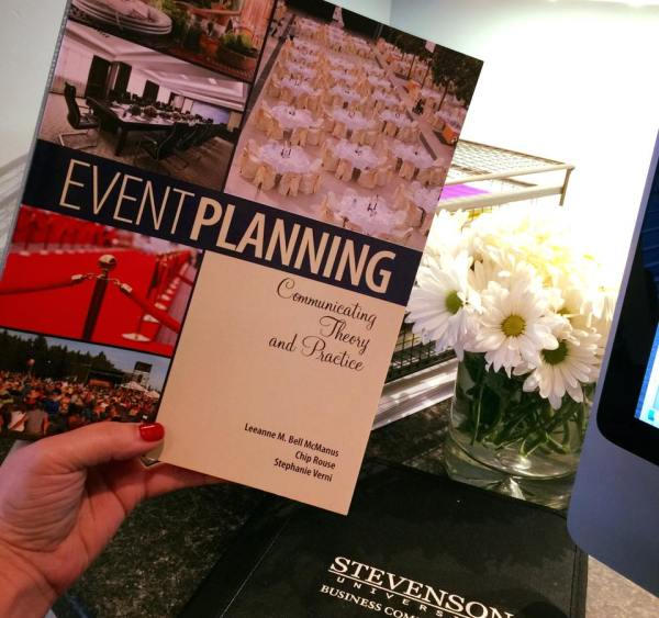 Event Planning Text