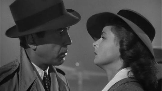 Casablanca...such a classic romance.