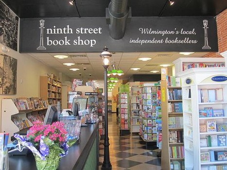 The Ninth Street Book Shop. Photo: The Examiner