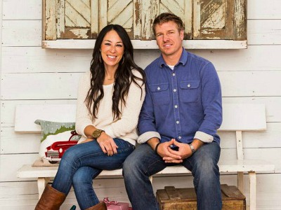Joanna and Chip Gaines. Photo credit: HGTV Fixer Upper