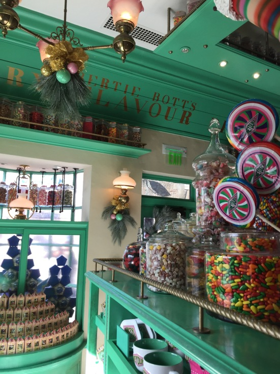 Prettiest candy store in Hogsmede