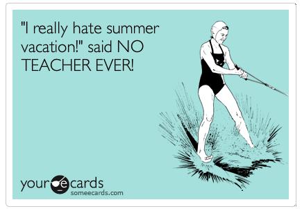 8 Things Teachers Enjoy During Summer Break | Steph's Scribe