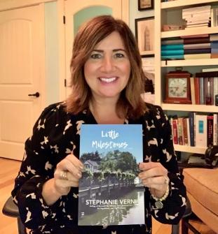 Author Stephanie Verni